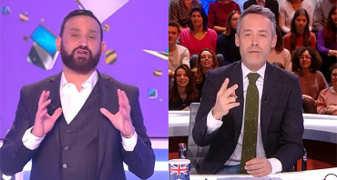 TPMP / Quotidien (audiences hebdo) : Cyril Hanouna bat des records, Yann Barthès recule