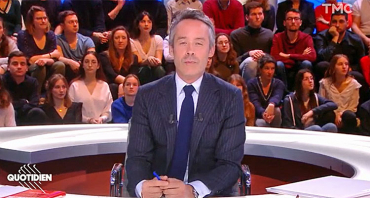 Quotidien (TMC) : quelle audience pour le retour de Yann Barthès face à Cyril Hanouna ?