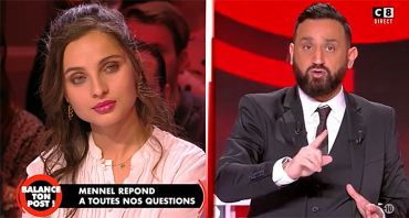 Balance ton post : Cyril Hanouna recadre Mennel (The Voice), C8 pénalisée en audience