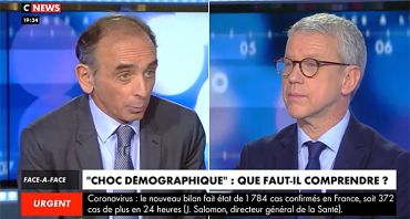 Face à l'info : Eric Zemmour s'essouffle, Christine Kelly relègue CNews en audience