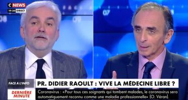 Face à l'info : Éric Zemmour face à Pascal Praud, quelle audience pour CNews ?