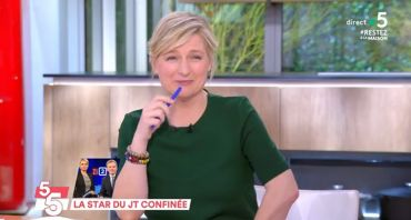 C à vous : Donald Trump choque Anne-Elisabeth Lemoine, France 5 réalise le triple d'audience de Cyril Hanouna