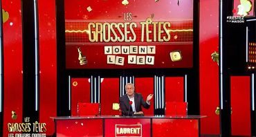 Audiences TV : ONPC scellé sur un record, Laurent Ruquier affole TF1 en audience