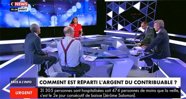 Face à l'info : Eric Zemmour interrompu, Christine Kelly interpelle LCI en audience