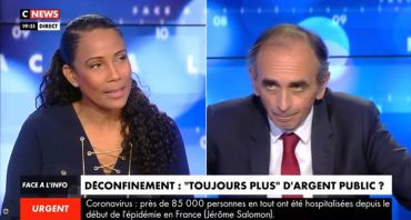 Face à l'info : Eric Zemmour rétrogradé, Christine Kelly régale CNews en audience