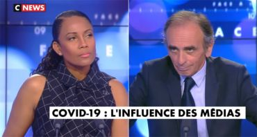 Face à l'info : Eric Zemmour attaque Michel Cymes, Christine Kelly recadre l'audience de CNews
