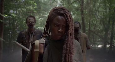 The Walking Dead (saison 10) : Lydia morte, Michonne et Daryl sous tension