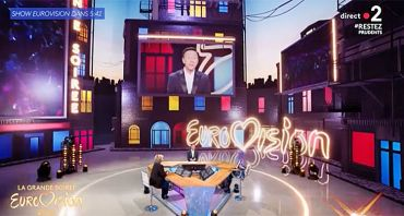 Eurovision 2020 : quelle audience pour Europe Shine a Light sur France 2 ?