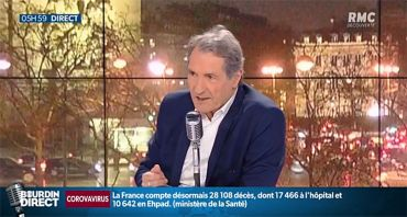 Bourdin Direct : Jean-Jacques Bourdin victime de Marine Le Pen et TF1 ?