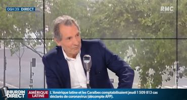 Bourdin Direct : Jean-Jacques Bourdin visé par une plainte, audience en repli