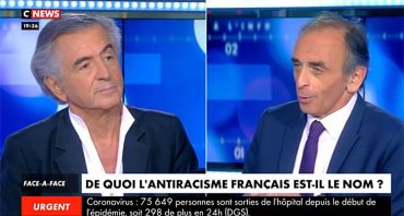Face à l'info : clash Eric Zemmour / BHL, quelle audience pour Christine Kelly ?