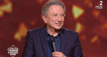 Le grand show des duos (France 2) : Johnny Hallyday, Laurent Gerra, Carla Bruni, Mireille Mathieu, Marie-Paule Belle...