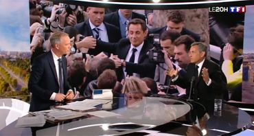 Audiences TV : Nicolas Sarkozy fragilise le 20h de TF1, Julian Bugier affole France 2