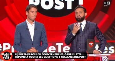 Balance ton post (C8) : quelle audience pour Cyril Hanouna avec Gabriel Attal ?