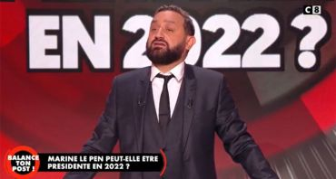 Balance ton post (C8) : Cyril Hanouna redoute l'élection de Marine Le Pen, audiences stabilisées