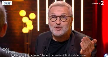 On est en direct (Audiences TV) : Laurent Ruquier repart à la hausse sur France 2, les confessions de Sébastien Chadaud Petronin