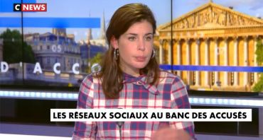 CNews : Charlotte d'Ornellas attaquée, audiences au plus haut