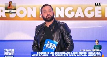 TPMP week-end : menaces pour Cyril Hanouna, C8 explose en audience
