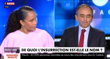 Face à l'info : intervention scandaleuse pour Eric Zemmour, Christine Kelly s'oppose sur CNews