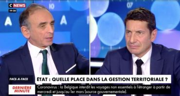 Face à l'info : accusations pour Eric Zemmour, David Lisnard s'oppose, Christine Kelly doublonne