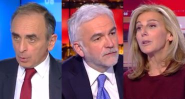 Zemmour / Praud / Fulda, des records d'audience sur CNews
