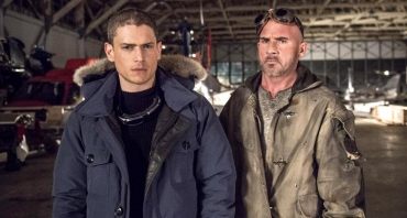 Flash : Wentworth Miller et Dominic Purcell (Prison Break) s'invitent sur TF1