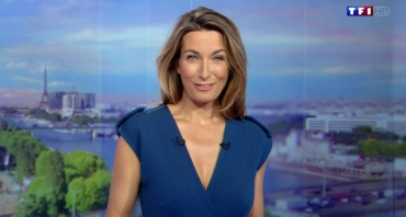 Les JT les plus performants du 26 septembre : Anne-Claire Coudray domine à 13h, Catherine Matausch se distingue en soirée