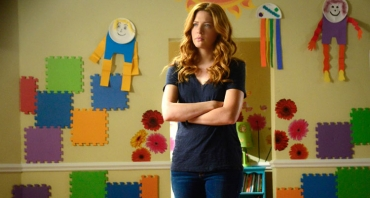 Rachelle Lefevre (Under the dome) : « Julia doute de la sincérité de l'amour de Barbie »