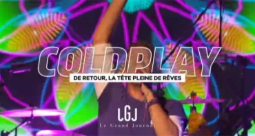 Audiences access (mercredi 9 décembre) : Le Grand Journal en baisse avec Coldplay, C à vous en forme, Money Drop stable sur TF1