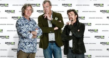 Après Top Gear, la date du retour de Jeremy Clarkson, James May et Richard Hammond confirmée