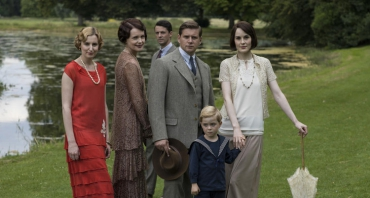 Downton Abbey : l'intégrale des aventures des Crawley en coffret collector
