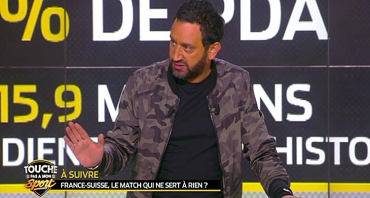 Touche pas à mon sport : Cyril Hanouna dépasse le million en rendant l'antenne à 19h25