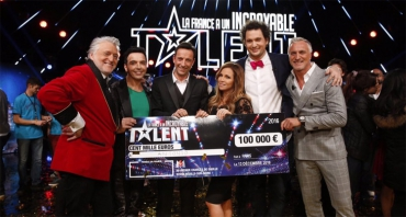 La France a un incroyable talent : Antonio gagne la saison 11, M6 leader des audiences