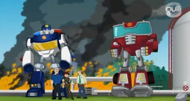 Gulli : les robots de Transformers Rescue Bots et l'avion Jett de Super Wings font décoller les audiences