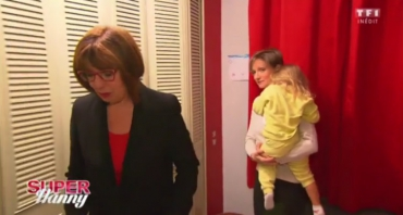 Super Nanny : Sylvie Jenaly conseille Stéphanie, maman surprotectrice, TF1 en léger repli