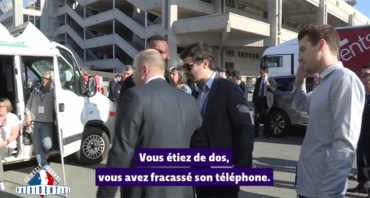 Le Petit Journal : les images de l'agression de Louis Morin au meeting de François Fillon, audiences en baisse pour Cyrille Eldin