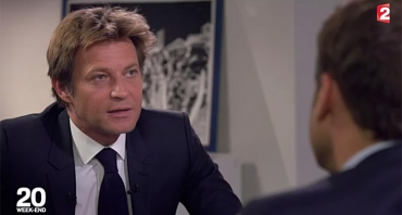 Audiences JT (dimanche 30 avril 2017) : Laurent Delahousse bat son record à 13h et devance TF1 avec Emmanuel Macron à 20h40