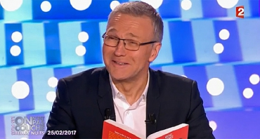On n'est pas couché : Laurent Ruquier remonte son audience mais s'incline largement face au Grand blind test