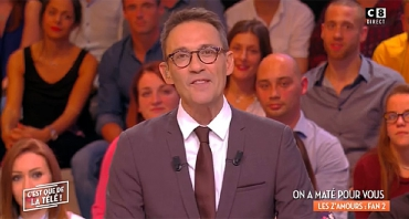 C'est que de la télé : audiences records pour Julien Courbet, C8 devant Secret Story