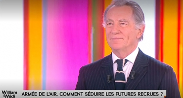 William à midi / C'est que de la télé : record d'audience pour William Leymergie, Julien Courbet au top