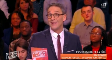 William à midi / C'est que de la télé : William Leymergie et Julien Courbet confrontés à des baisses d'audience