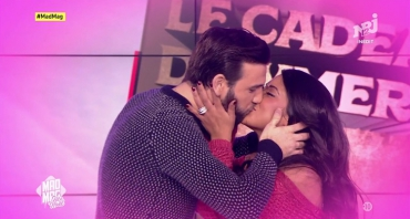 Mad Mag : Ayem embrasse Aymeric, Shanna Kress dans Les Anges 10, audiences abyssales pour NRJ12