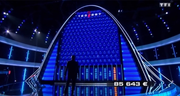 The Wall : Christophe Dechavanne booste l'audience de TF1