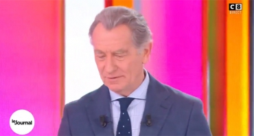 William à midi / C'est que de la télé : l'audience repart à la baisse pour William Leymergie et Julien Courbet