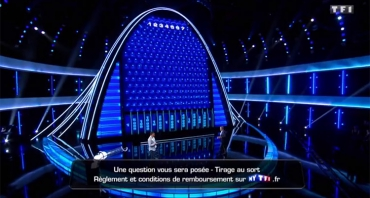 The Wall : Christophe Dechavanne nettement leader face à N'oubliez pas les paroles (France 2) et Questions pour un champion (France 3)