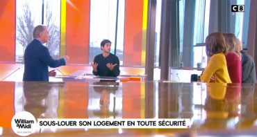 C'est que de la télé / William à midi : Julien Courbet se maintient, William Leymergie replonge en audience