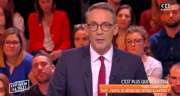 C'est que de la télé / William à midi : Julien Courbet progresse, William Leymergie en panne d'audience