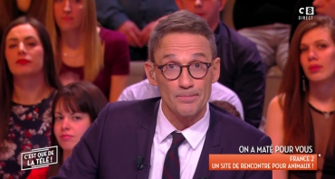 C'est que de la télé : Julien Courbet leader des audiences face à Yann Barthès