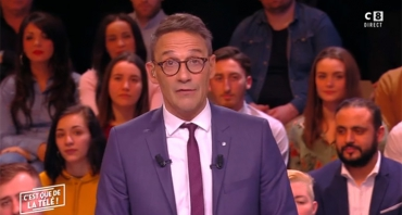 C'est que de la télé / William à midi : Julien Courbet et William Leymergie plongent en audience