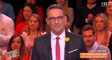William à midi / C'est que de la télé : William Leymergie à un très haut niveau, Julien Courbet redresse son audience